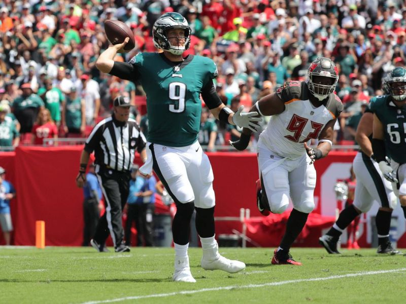 Thoughts From Eagles-Buccaneers
