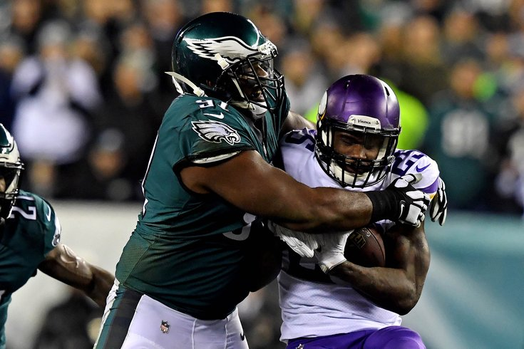 Report: Eagles Restructure The Contract of Fletcher Cox