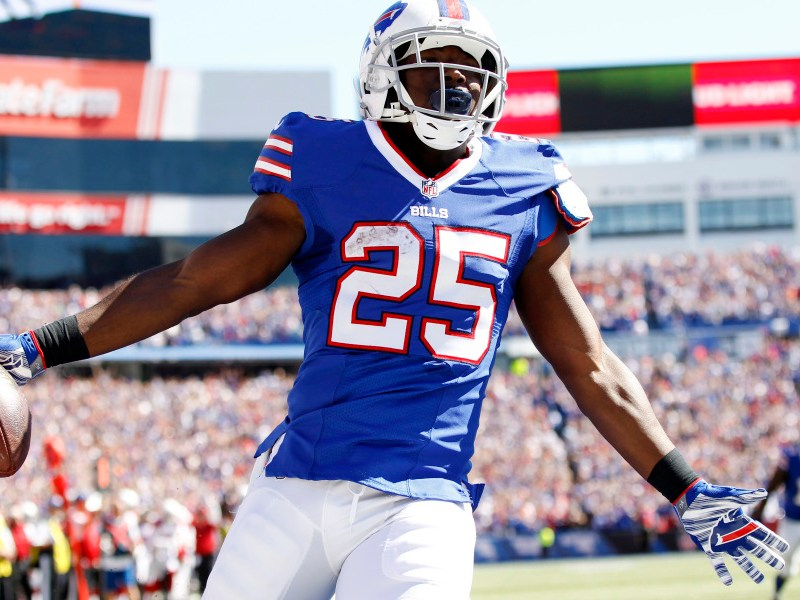 Bills Trading McCoy To The Eagles Would Work For Both Teams