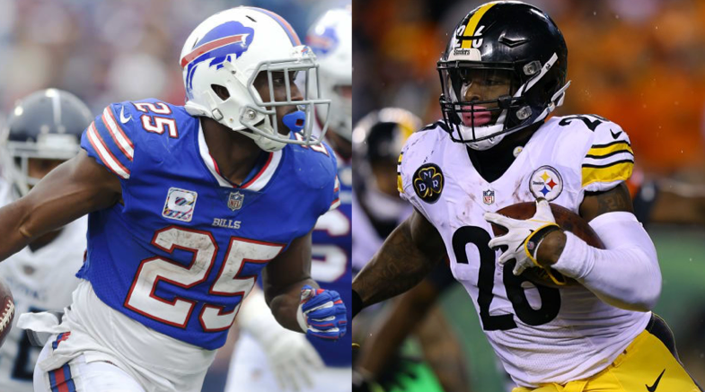 Do The Eagles Want Le'Veon Bell or LeSean McCoy?