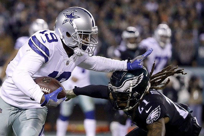 Timid Eagles Defense No Match For Cowboys