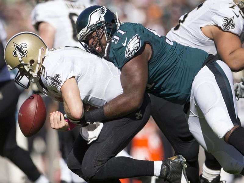 Eagles Need Pass Rush Pressure In the Face Of Drew Brees