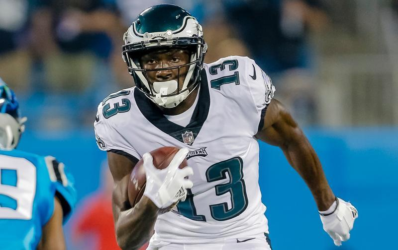 "Report:  ""Eagles Are Open to Moving Nelson Agholor"""