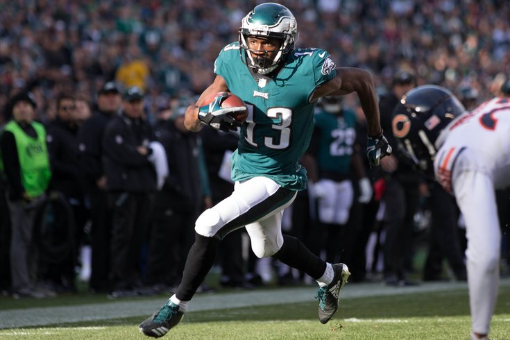 The Eagles Did The Right Thing For Nelson Agholor
