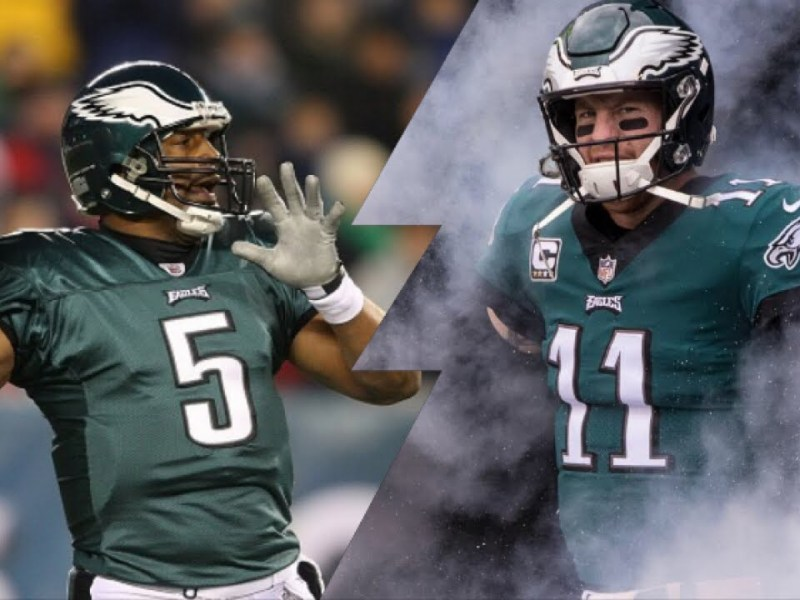 What Was Missing From McNabb's Comments About Carson Wentz?