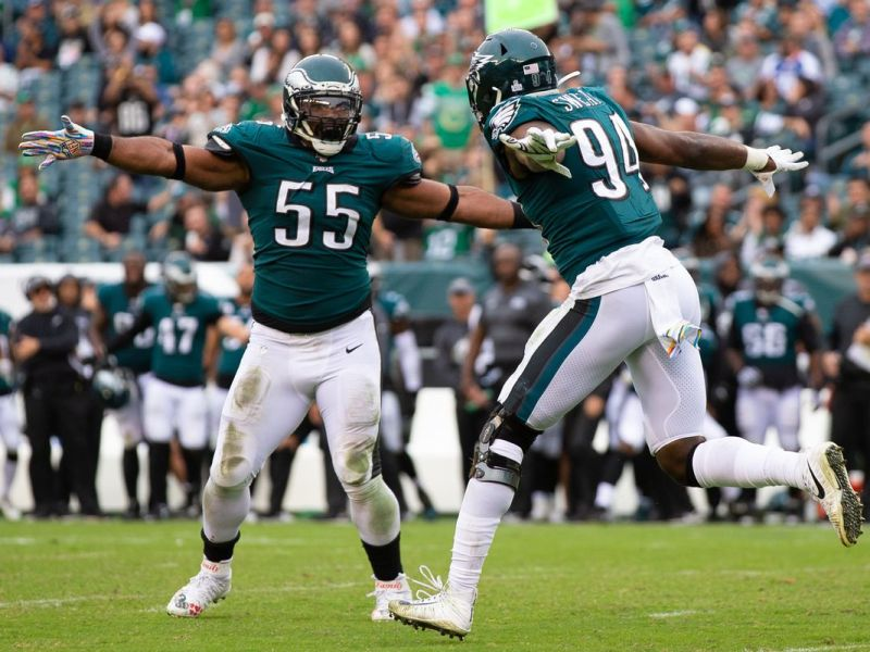 Eagles demolish the Jets; Shift Focus to Minnesota