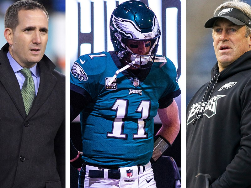 Can Howie Roseman right the ship?