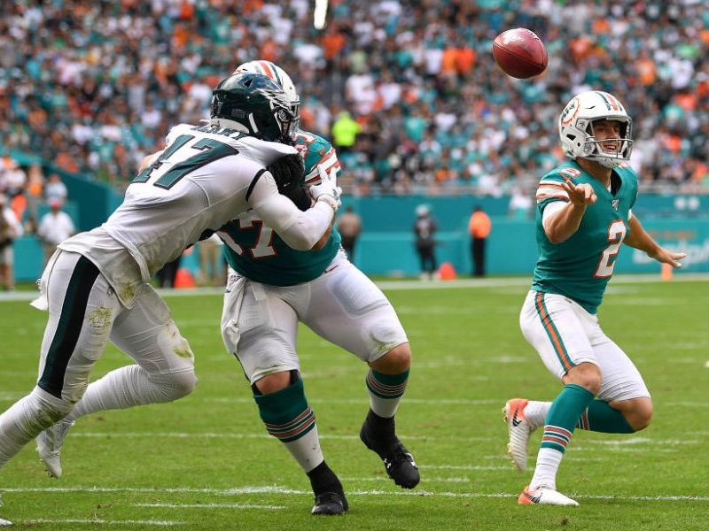 Thoughts From Eagles-Dolphins