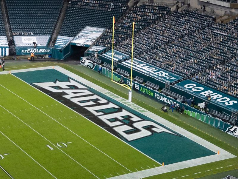 Eagles Schedule Released