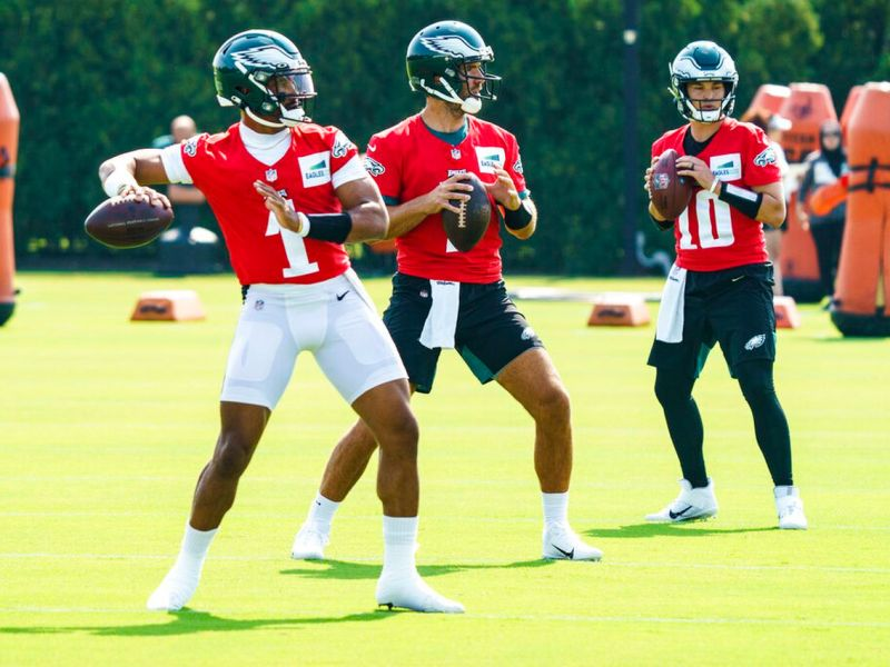 Eagles Projected 53-Man 2021 Roster