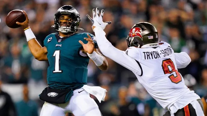 Eagles Offensive Game Plan Was Missing Vs. The Bucs