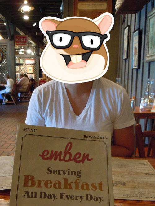 Brunch with Emeber.js