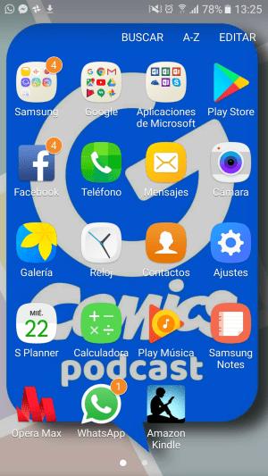 instalar kindle en android