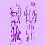 el dibujo de la figura por andrew loomis