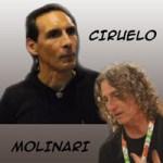 Ciruelo Cabral y Fernando Molinari