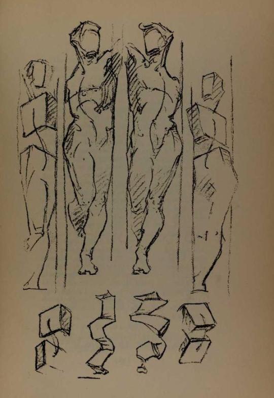 35 - Anatomía Constructiva, libro de Bridgman - Gcomics