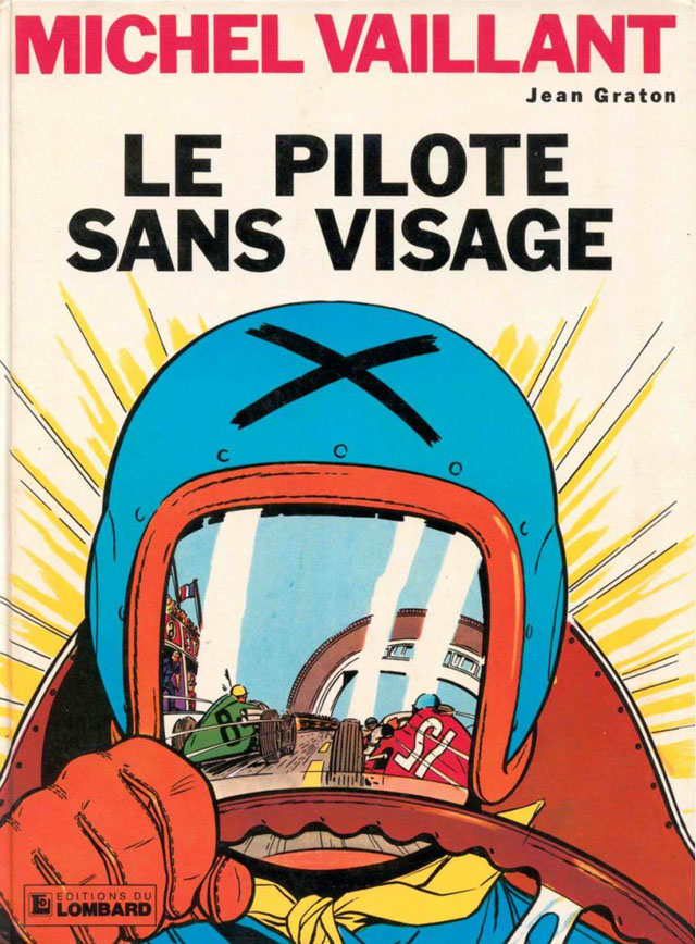 michel-vaillant-issue-2-cover