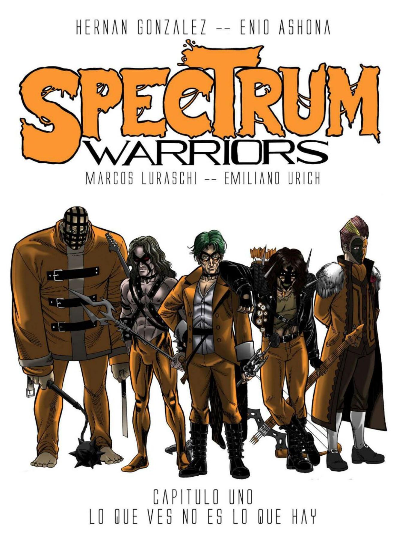 SpectrumWarriors-issue-01-cover