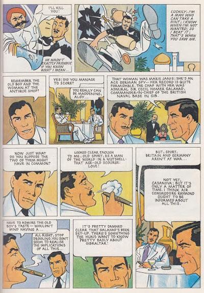 biggles-Stig-Stjernvik-comic-page