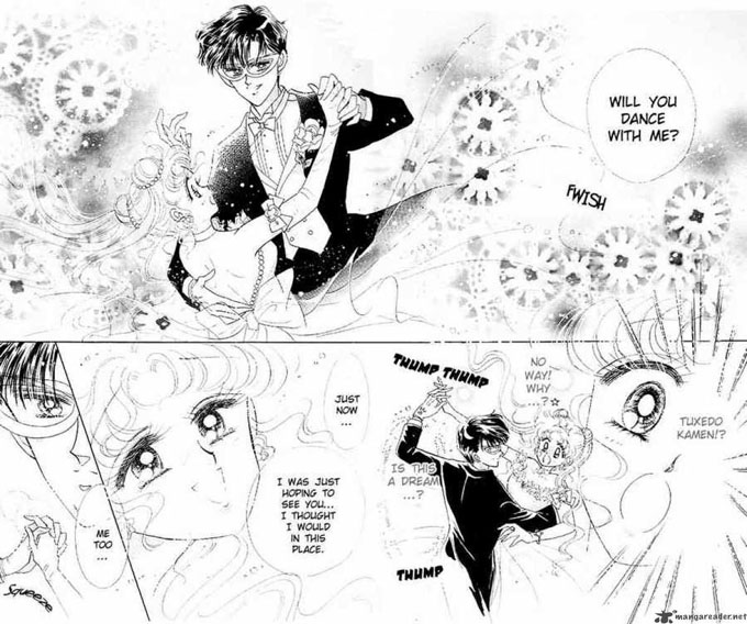 doble-pagina-sailor-moon-naoko-takeuchi
