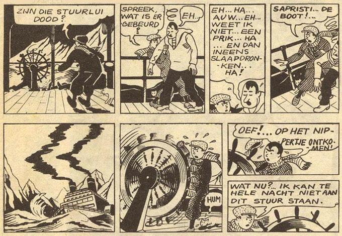 jacques-martin-le-sept-de-trefle-1949