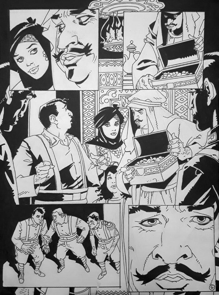 carlos-pedrazzini-original-comic-page