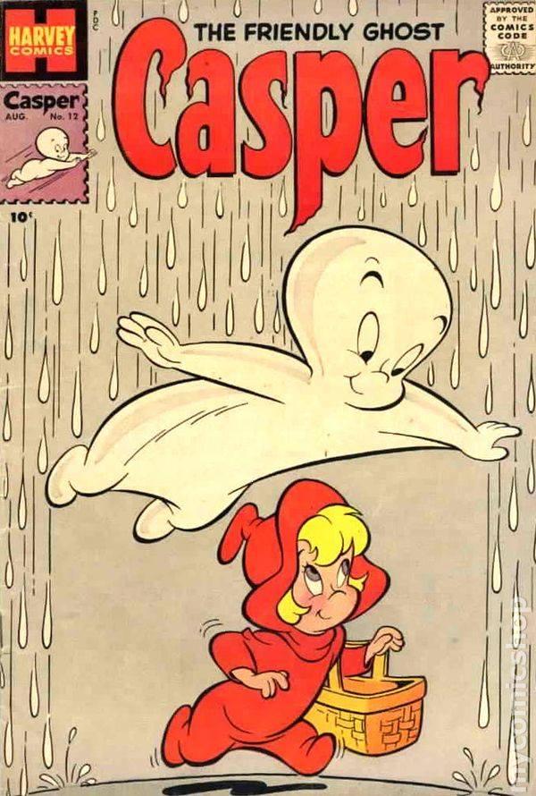 Wendy (1954); Casper (1939), Harvey Comics