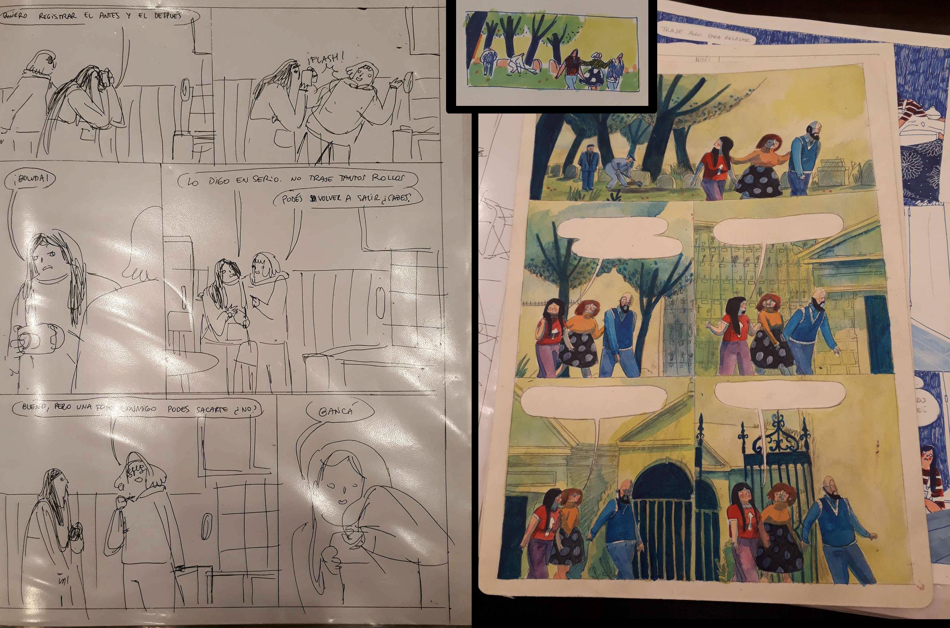 sole-otero-proceso-dibujo-y-color-pagina