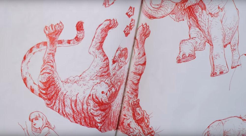 kim-jung-gi-dibujo-animales