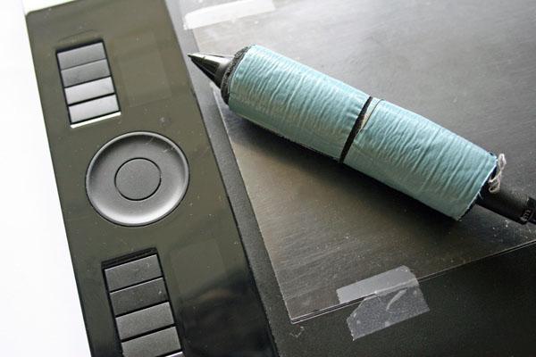 wacom-lapiz-ergonomico-casero