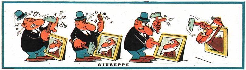 italianos - jacovitti- humor