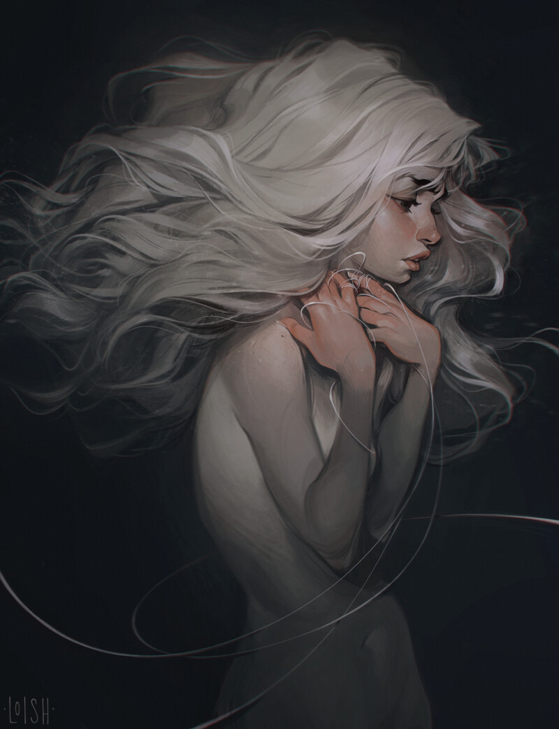 loish-ghost