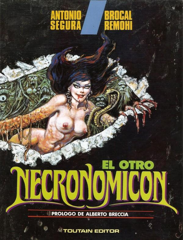 lovecraft-historieta-el-otro-necronomicon-antonio-segura-jaime-brocal-remohi