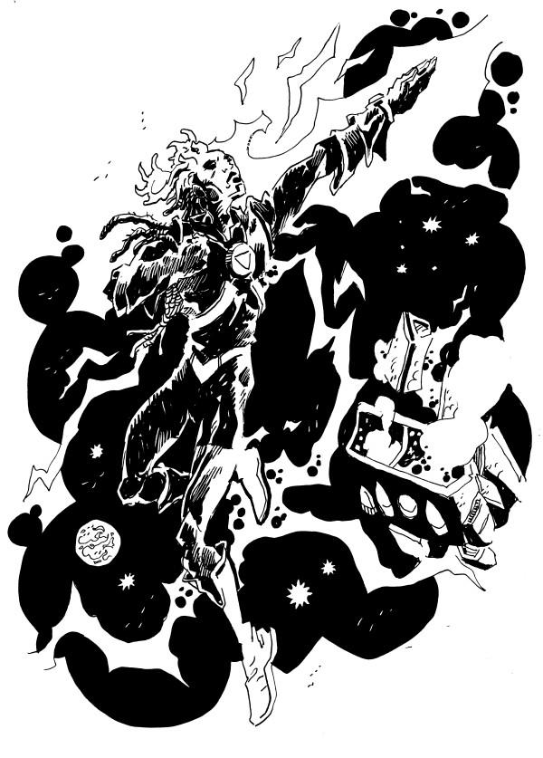 Illicitus Cosmos 47 - Trueno Azul - jok arandojo