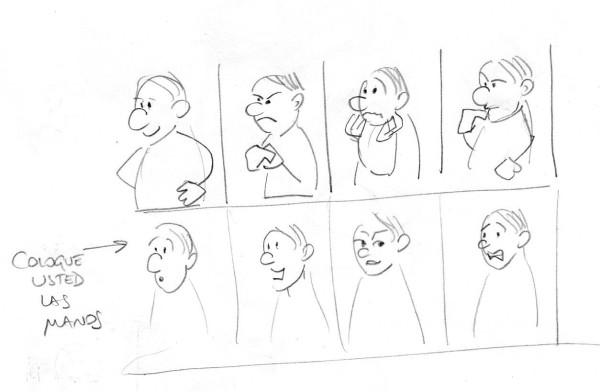 leccion3-dibujar-expresiones-robin-hall-expresiones-brazos-ejercicios