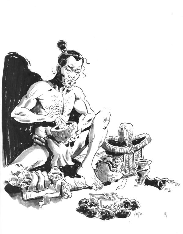 shoggoth-samurai-jok-arandojo-cap-9