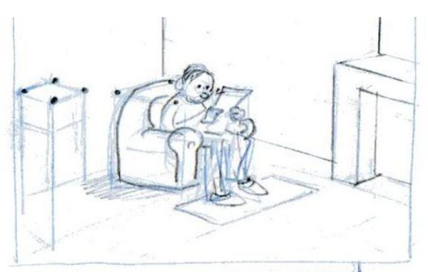 leccion05-escenarios-perspectiva-escorzo-interior-ejemplo