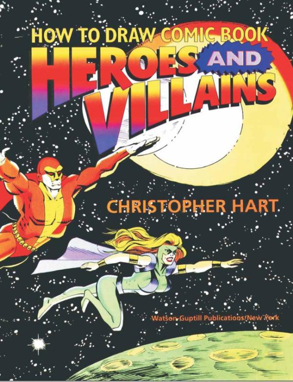 como-dibujar-un-gran-villano-portada-christopher-hart