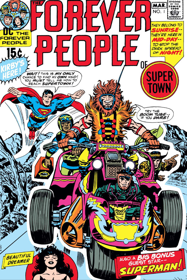 Los-nuevos-dioses-jack-kirby-the-forever-people-superman