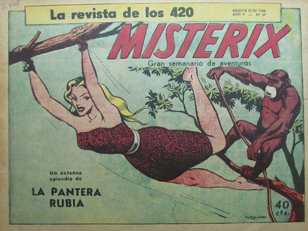 303-chicas-de-la-selva-pantera-bionda