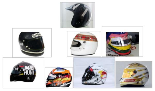 leccion15-comicnodibujantes-evolucion-formula1-cascos