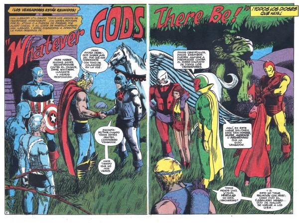 311-los-vengadores-primeros-300-whatever-gods-there-be-roy-thomas-barry-smith