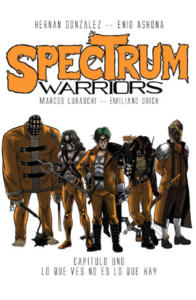 Spectrum Warriors #1