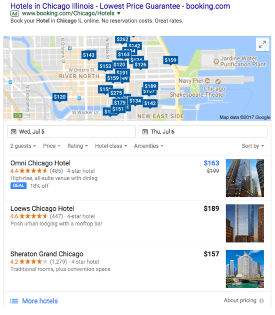 Google Hotel CPC & Metasearch for Hotels | PPC For Hotels