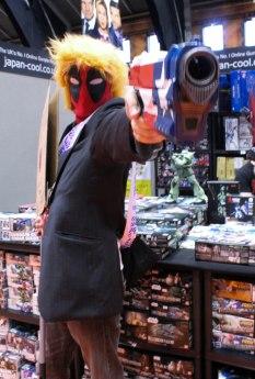 Manchester Comic-Con-Trumppool