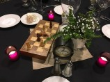 chess centerpiece