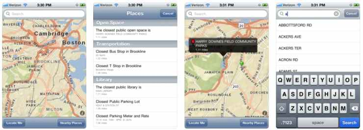 ArcGIS Runtime SDK for iOS