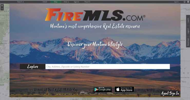 FireMLS.com Montana Statewide Multiple Listing Service