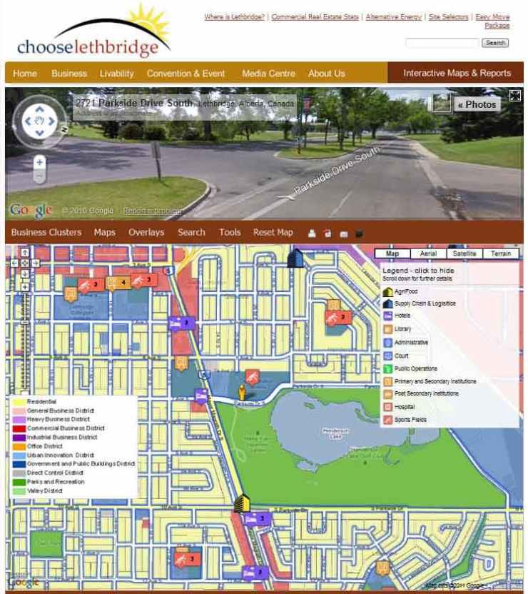 Google StreetView in ArcGIS web map