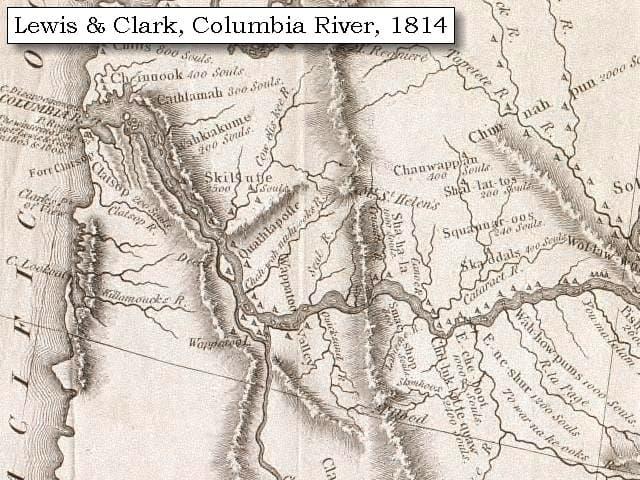 map_lewis_clark_columbia_west_1814
